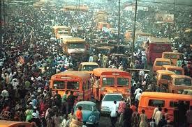 Lagos caos