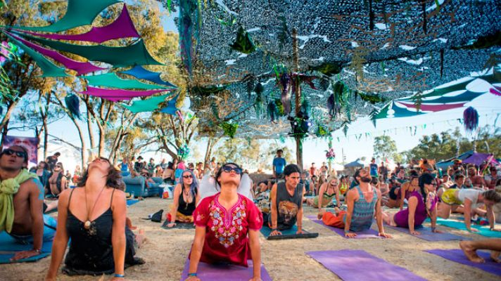 Rainbow Serpent Fest